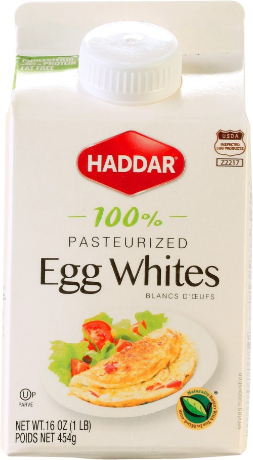 Haddar Egg Whites