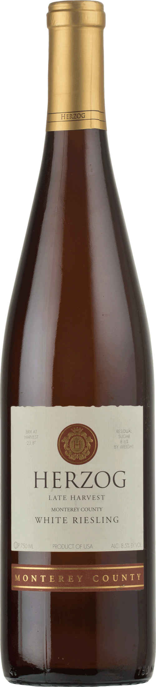 Herzog Late Harvest White Riesling