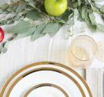 3 Rosh Hashanah Table Settings That Wow!