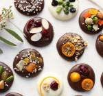 How to Make Homemade Chocolate Gelt For Chanukah