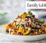 Healthier Recipes for Your Rosh Hashanah Table