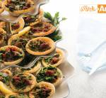30 Stylish Purim Seudah Appetizers