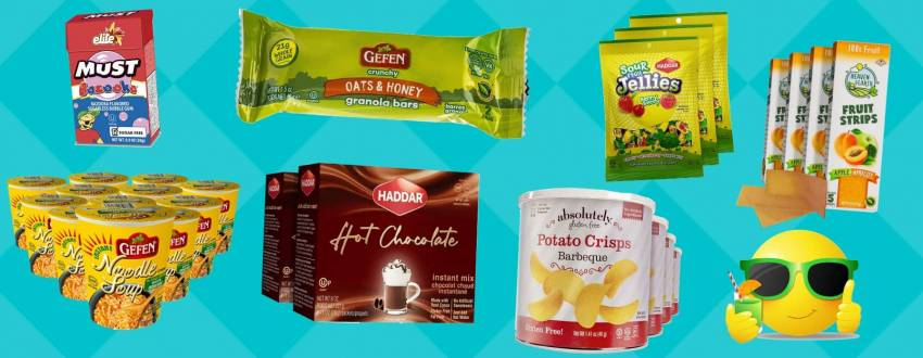 21 Best Snacks to Send to Your Kids in Camp
