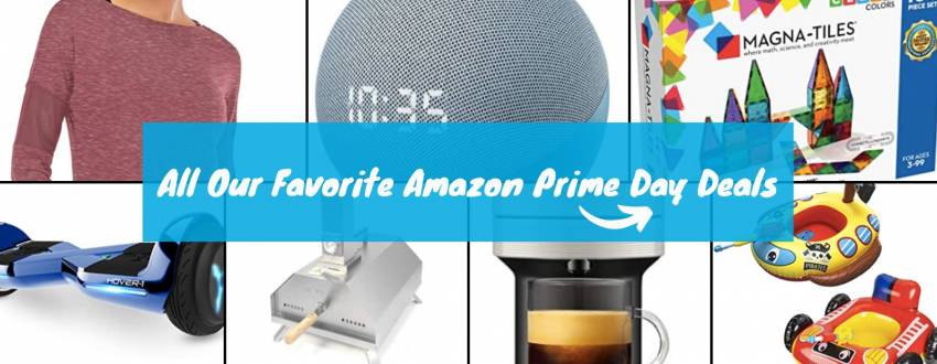 All Our Favorite Amazon Prime Day Deals