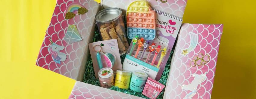 3 Awesome Camp Care Packages Your Kids Will Love!