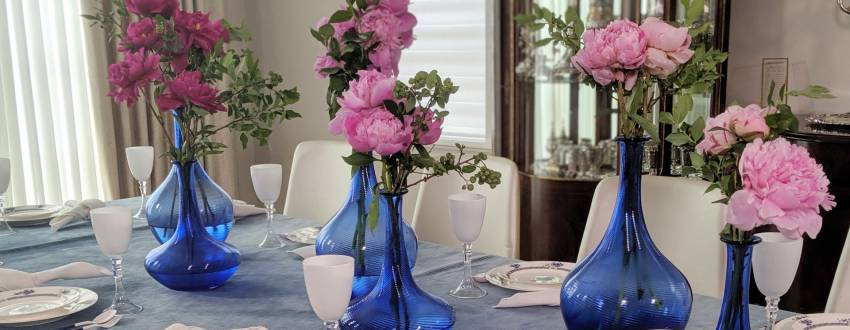 Design  Tips for Your Shavuot Table