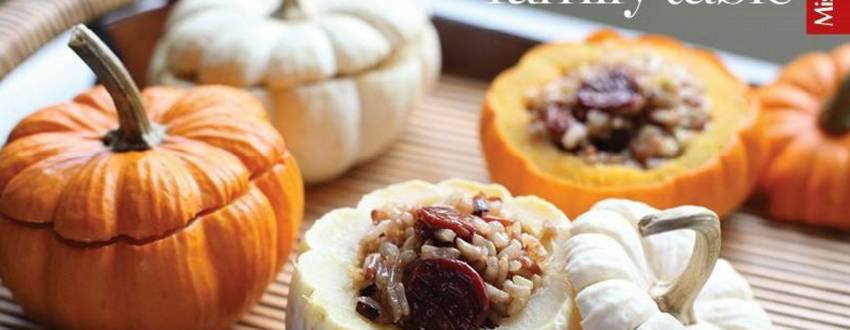36 Vegetarian Recipes Fit For A Fall Feast