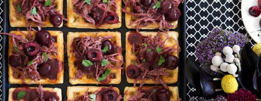 Meat Brunch Ideas for Purim Seuda