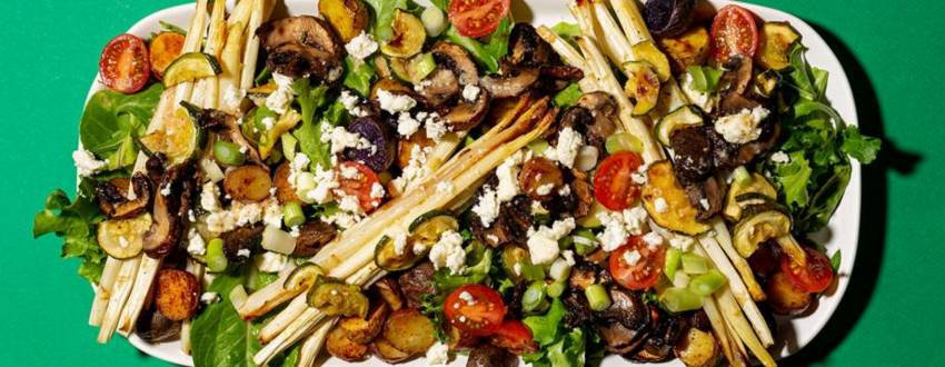 Simplest 9 Dinners for the 9 Days