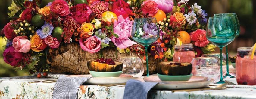 Get Inspired with Family Table's Floral Design Lookbook