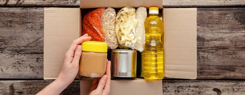 A Package of Food Arrived On Shabbat - Can I Eat It?