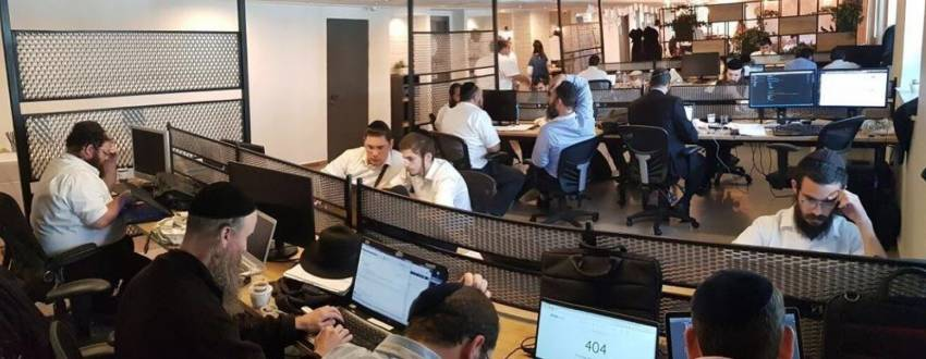 Kemach: Changing the Future of Israel With an Investment in Charedi Employment