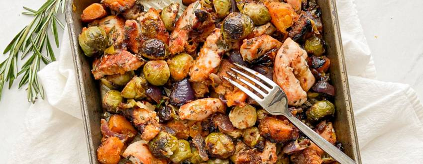 5 Sheet Pan Meals You Need To Try!
