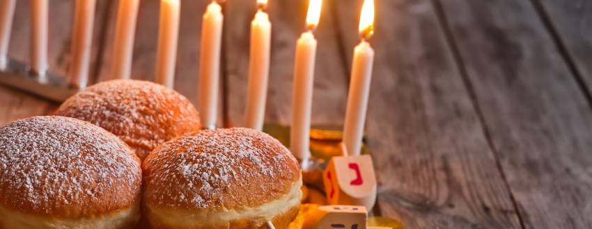 How to Make Your Own Chanukah Candles
