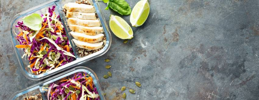 10 Nutritious Lunch Ideas That Take Minutes!