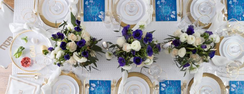 How To Create THE Passover Table Of 2021! (+ A Very Special Giveaway)