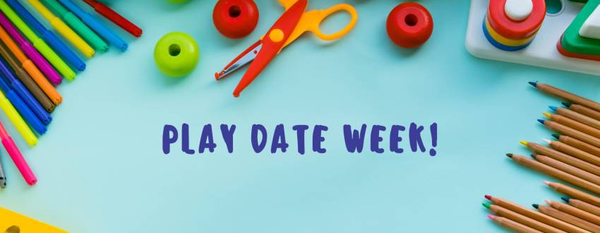 """It's Officially """"Play Date Week"""" Here at Kosher.com!"""