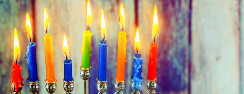 Lighting the Chanukah Candles 101