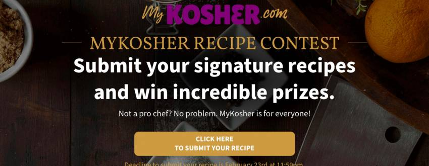 Win $2,000 For Your Signature Recipe