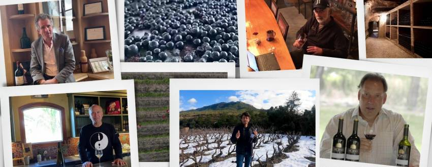 Secrets of Global Winemakers