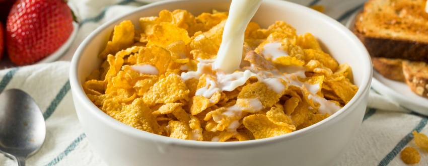 What Bracha Do You Make When Having Cornflakes For Breakfast?