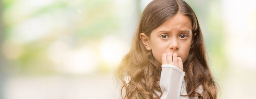 How to Prep Your Anxious Child for Back-to-School