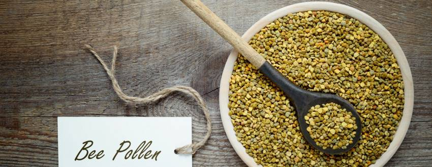 Never Tried Bee Pollen? Here's What You Need to Know!
