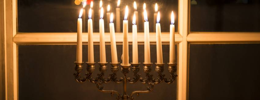 How High Should the Menorah Be Placed?
