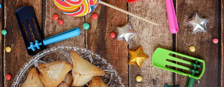 This Is Why We Eat, Drink, and Make Merry on Purim