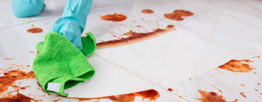 How to Tackle Party Stains