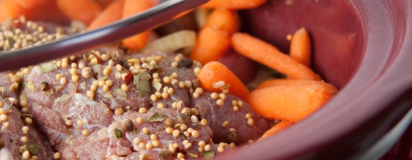4 Easy Slow Cooker Recipes for Any Jewish Holiday
