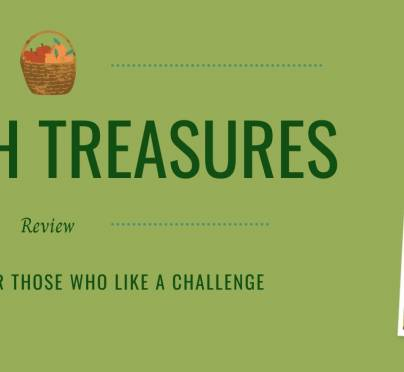 Adamah Treasures Review: A Treasure for Those Who Like a Challenge