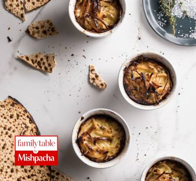25 of Our Favorite Pesach Recipes
