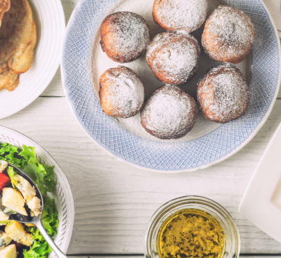 Delightful Dairy Dishes for Your Chanukah Dinner Party