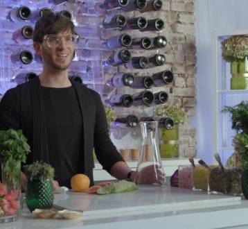 Presenting: Beautiful and Easy Cocktails, Appetizers and Entrees with Heshy Jay
