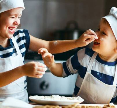 How to Involve Your Kids in the Shavuot Cooking