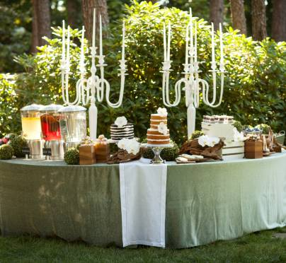 Take the Party Outside- Whisk's Very Favorite Summer Simcha Set Up