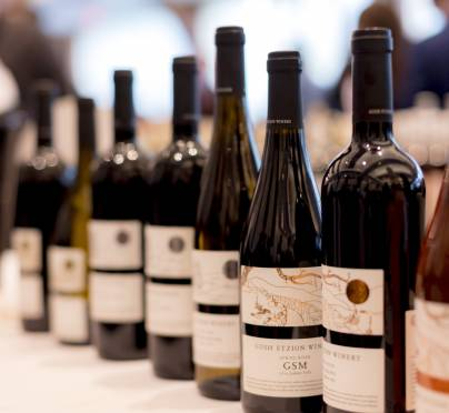 KFWE, The Perfect Winter Wine Event