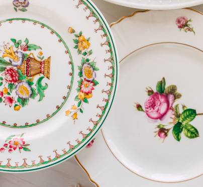 I Bought A Set Of Used China Dishes (Not Kosher). Is There Any Way To Kasher Them?