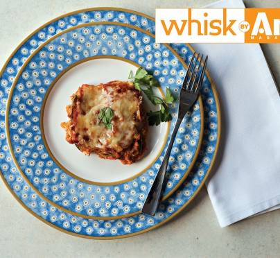 Whisk's Best Light Dairy Dinners for the Nine Days