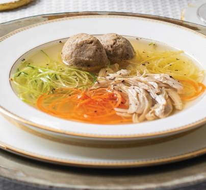 Festive Yom Tov Recipes from Inside the Whisk Sukkah