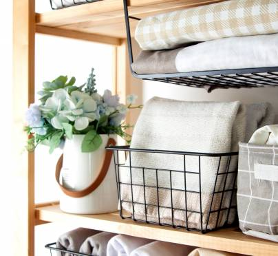 6 Steps To Organizing Any Storage Space