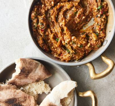 These Salatim and Dips Will Become Your New Shabbat Staples
