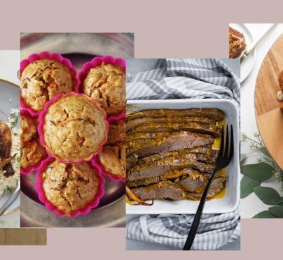 Cook For Rosh Hashanah In 1 Day With This Easy Menu!