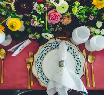 How to Set a Beautiful Table for the Passover Seder
