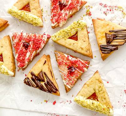 SandwichTaschen: The Answer To Perfect Hamantaschen Every Time!