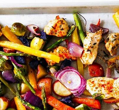 Sheet-Pan Suppers That Will Transform Your Dinner Routine