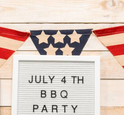 Tips for Creating a Healthy July 4th BBQ with Rorie