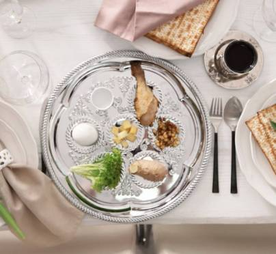 Ditch the China for Paper Goods this Passover