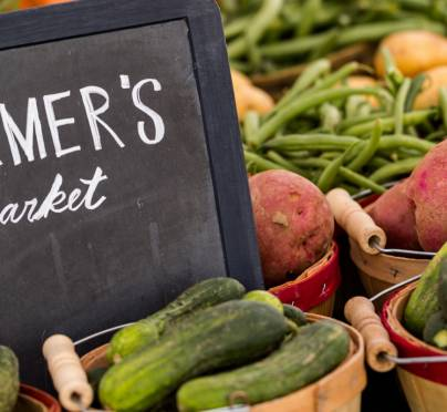 Inside Tips for Shopping the Farmers' Market